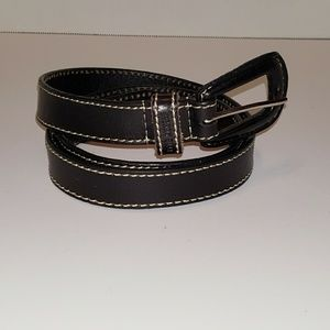 PERRY ELLIS 10-0787 LEATHER BELT